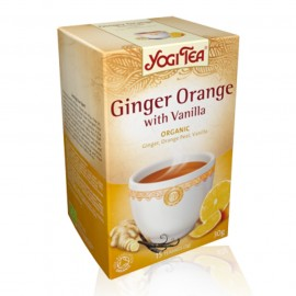 "Ginger Orange ""Yogi Tea"" BIO"
