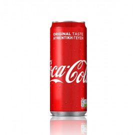 "Coke ""Coca Cola"" 330ml"