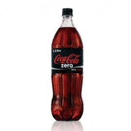 "Zero Sugar Coke ""Coca Cola"" 1,5L"