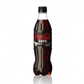 "Zero Sugar Coke ""Coca Cola"" 500ml"