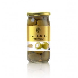 "Green Olives with Almond ""Iliada"""